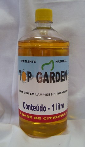 Citronela Top Garden  1 Lt
